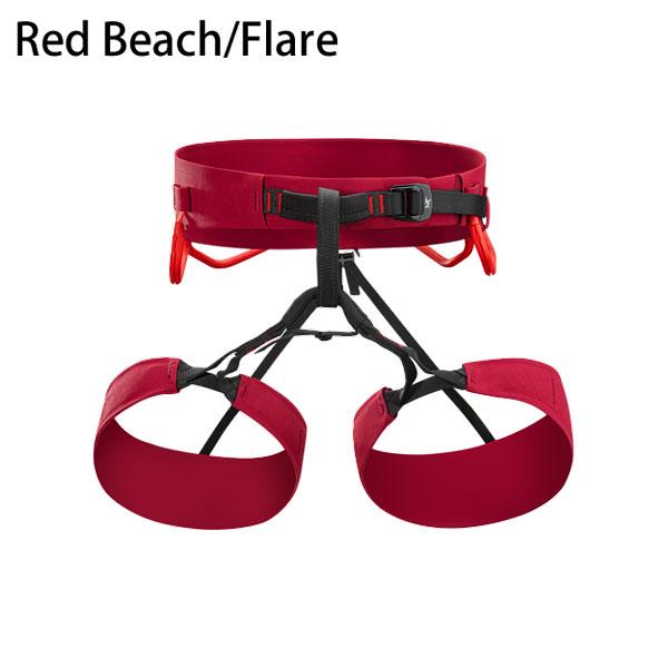 ◎アークテリクス 15994・FL-365 harness Men's/FL-365 ハーネス メンズ(Red Beach/Flare)L07036500
