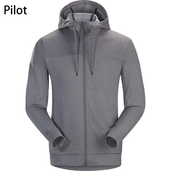 ◎アークテリクス 17205・Slocan Hoody Men's/スローカンフーディ メンズ(Pilot)L06976300