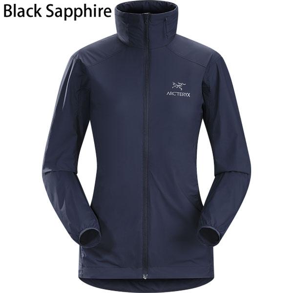 ◎アークテリクス 18913・Nodin Jacket Womens/ノディンジャケット Women's(BLACK SAPPHIRE)L06847100