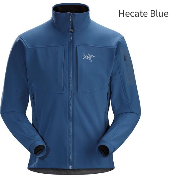 ◎アークテリクス 19276・Gamma MX Jacket Men's/ガンマMXジャケット メンズ(Hecate Blue)L07062800