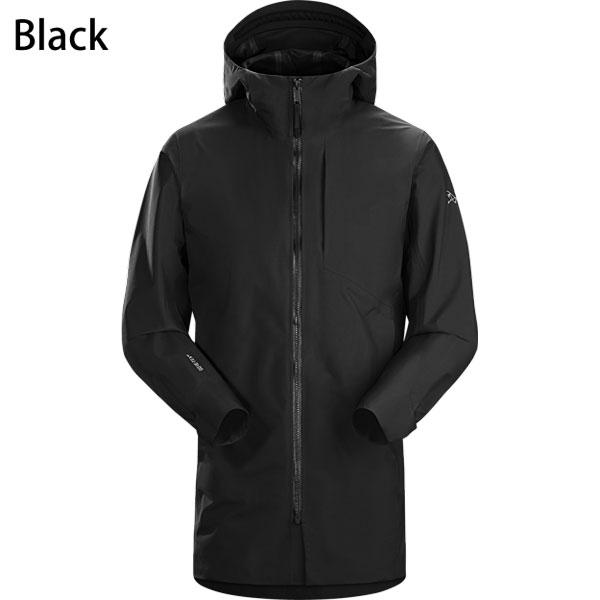 ◎アークテリクス 20932・Sawyer Coat Men's/ソーヤーコート メンズ(Black)L06999500