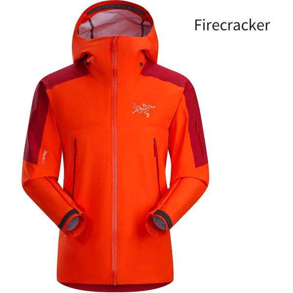 ◎アークテリクス 21685・Rush LT Jacket Men's/ラッシュLTジャケット メンズ(Firecracker)L07094200