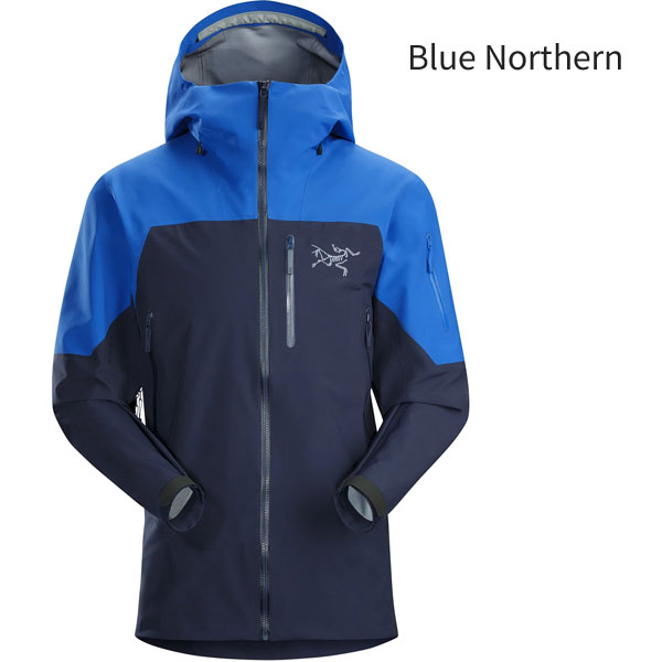 ◎アークテリクス 21689・Sabre LT Jacket Men's/セイバーLTジャケット メンズ(Blue Northern)L07095000