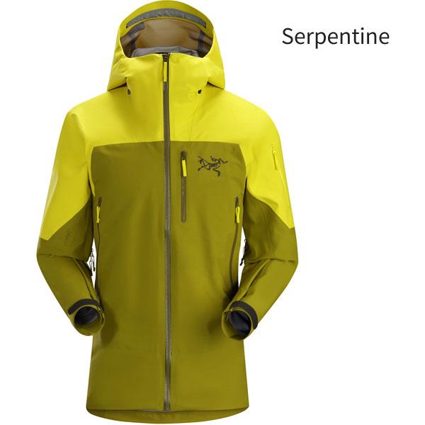 ◎アークテリクス 21689・Sabre LT Jacket Men's/セイバーLTジャケット メンズ(Serpentine)L07095300