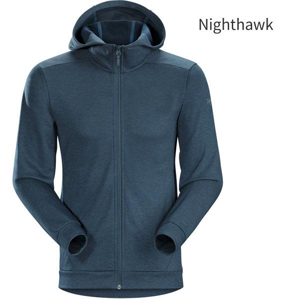◎アークテリクス 21739・Dallen Fleece Hoody Men's/ダレンフリースフーディ メンズ(Nighthawk)L07102300