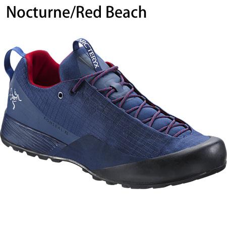 ◎アークテリクス 22247・Konseal FL Shoe Men's/コンシールFLシューズ メンズ(Nocturne/Red Beach)L06963800