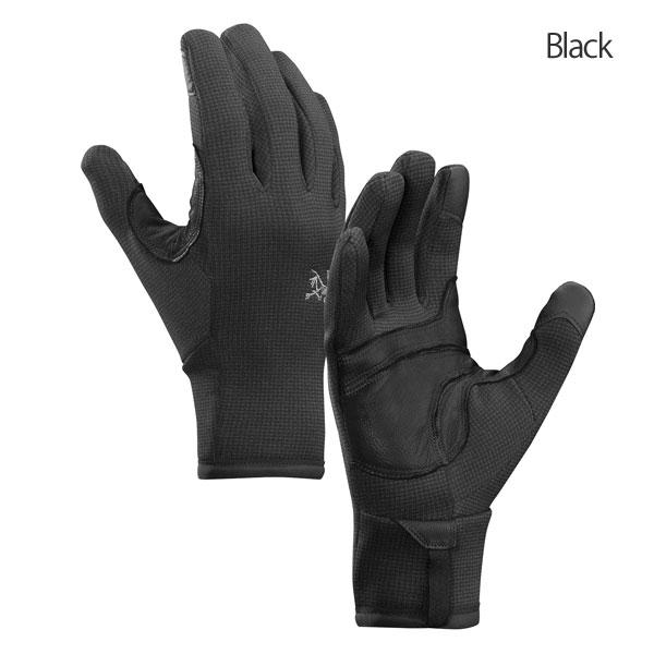 ◎アークテリクス 23381・Rivet Glove/リベットグローブ(Black)L07114500