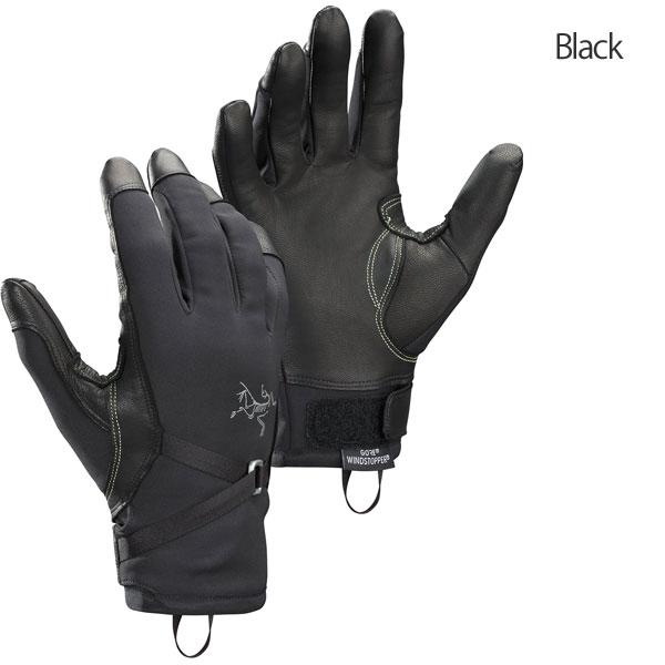 ◎アークテリクス 23424・Alpha SL Glove/アルファSLグローブ(Black)L07114800