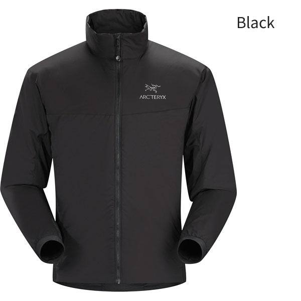 ◎アークテリクス 24478・Atom LT Jacket Men's/アトムLTジャケット メンズ(Black)L07127400