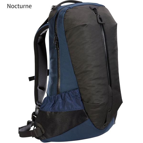 ◎アークテリクス 6029・Arro 22 Backpack/アロー22(Nocturne)L07048100
