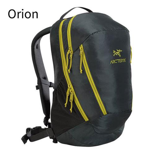 ◎アークテリクス 7715・Mantis 26L Daypack/マンティス26L(Orion)L07073300