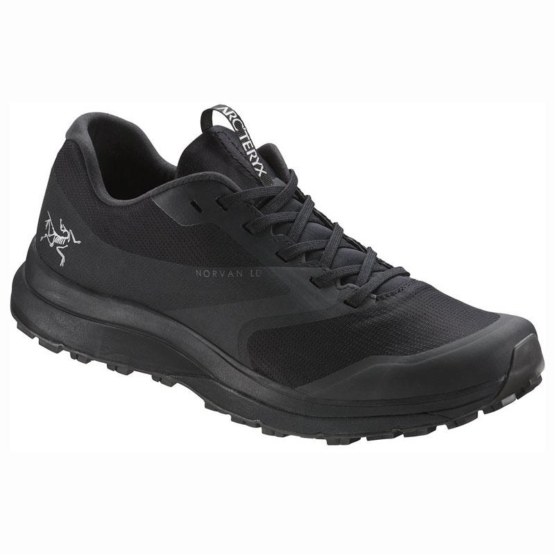 ◎アークテリクス 22793・Norvan LD Gore-Tex Shoe Men's/ノーバンLD ゴアテックスシューズ メンズ(BLACK/Shark)L07013300