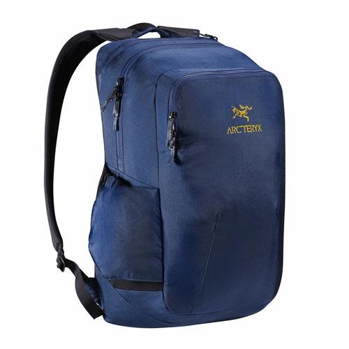 ◎アークテリクス 16186・Pender Backpack/ペンダー(SMU-Nocturne+gold logo)L07026200