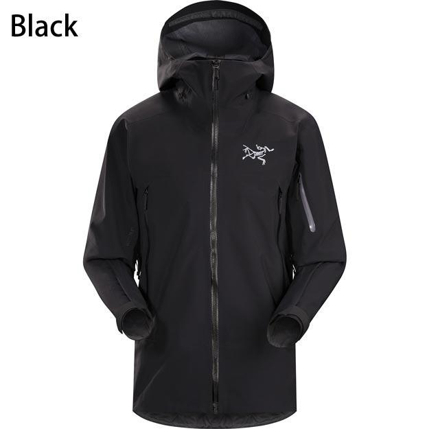 ◎アークテリクス 16214・Sabre Jacket Men's/セイバージャケット メンズ(Black)<BIRD AID対象商品>L06881200
