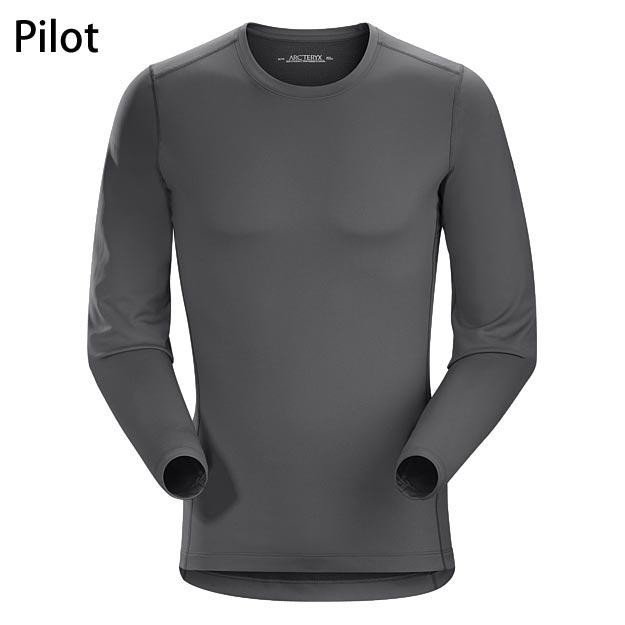 ◎アークテリクス 16260・Phase AR Crew LS Men's/フェーズARクルー ロングスリーブ メンズ(Pilot)L06879100