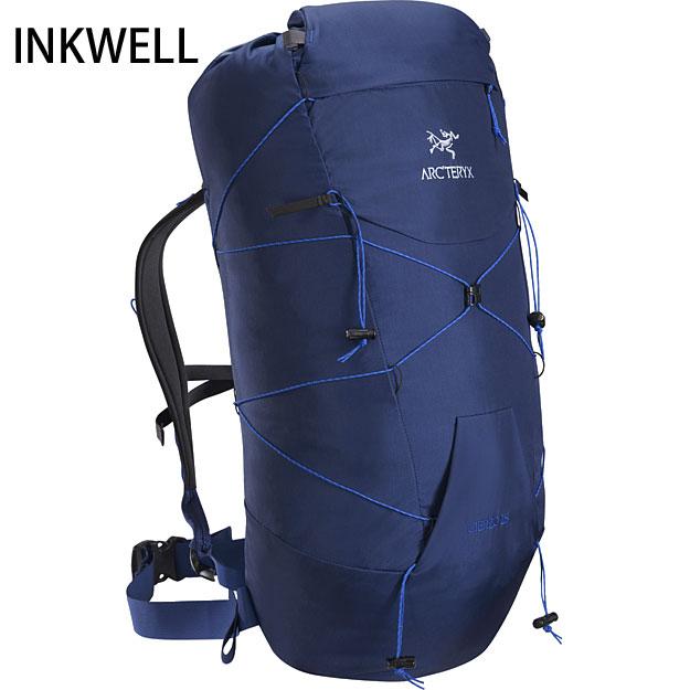 ◎アークテリクス 17168・Cierzo 28 Backpack/シェルゾ28 バックパック(INKWELL)L06826500