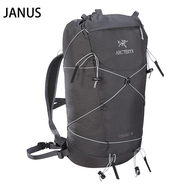 ◎アークテリクス 17169・Cierzo 18 Backpack/シェルゾ18 バックパック(JANUS)L06806500