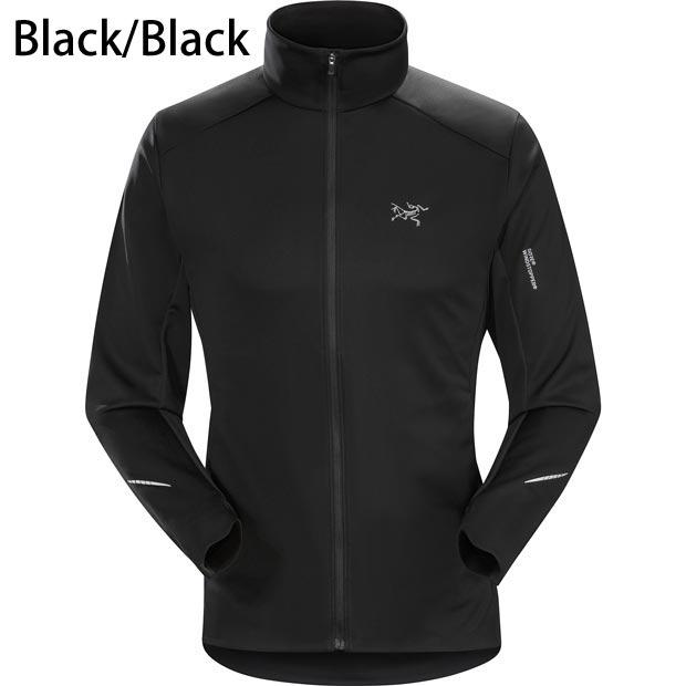◎アークテリクス 18043・Trino Jacket Men's/トリノジャケット メンズ(Black/Black)L06884700