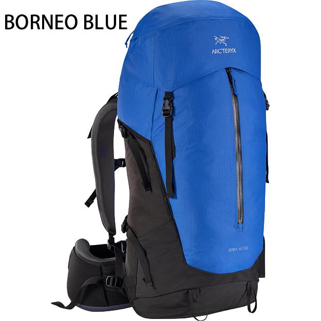 ◎アークテリクス 18790・Bora AR 50 Backpack Mens/ボラ AR 50 バックパック Men's(BORNEO BLUE)<BIRD AID対象商品>L06842000