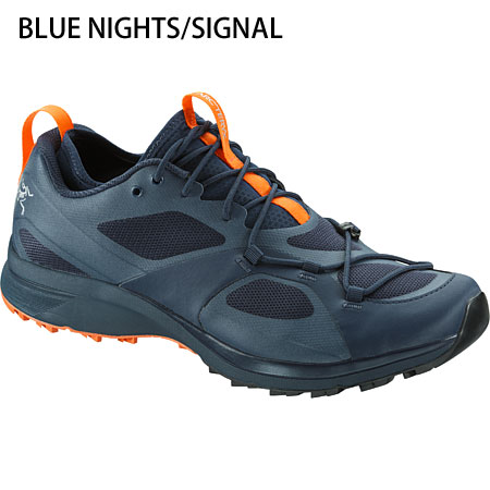 ◎アークテリクス 20414・Norvan VT GORE-TEX Mens/ノーバンVT GORE-TEX Men's(BLUE NIGHTS/SIGNAL)<BIRD AID対象商品>L06868600