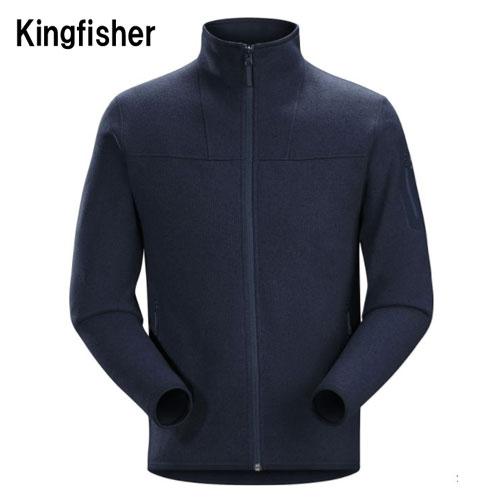 ◎アークテリクス 15375・Covert Cardigan Men's/コバートカーディガン メンズ(Kingfisher)L06970400