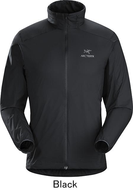 ◎アークテリクス 18917・Nodin Jacket Mens/(Black)L06950000