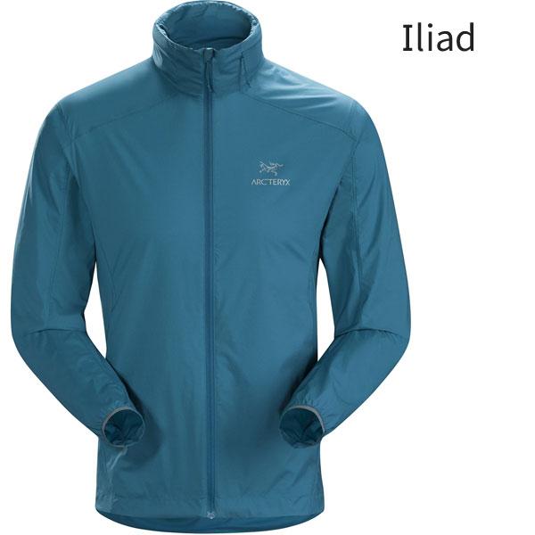 ◎アークテリクス 18917・Nodin Jacket Men's/ノディンジャケット メンズ(Iliad)L07143500
