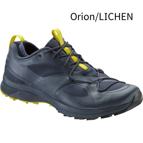 ◎アークテリクス 20414・Norvan VT Gore-Tex Shoe Men's/ノーバンVT ゴアテックス シューズ メンズ(Orion/LICHEN)L07043900