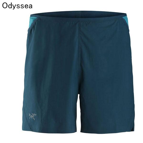 ◎アークテリクス 17150・Soleus Short Men's/ソリウスショート メンズ(Odyssea)L07193800