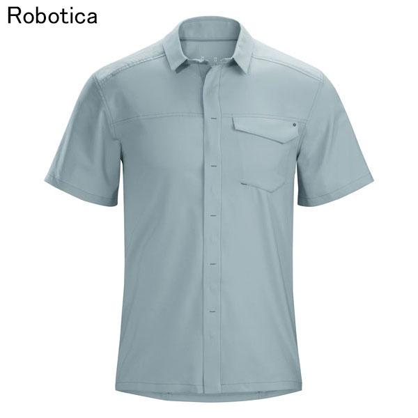 ◎アークテリクス 19076・Skyline SS Shirt Men's/スカイライン ショートスリーブシャツ メンズ(Robotica)L07144700