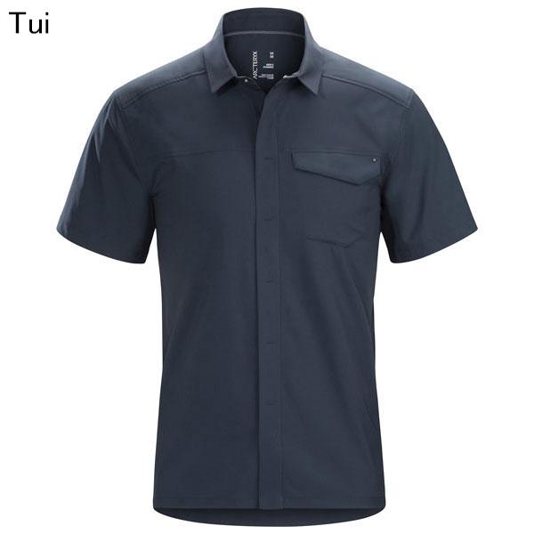 ◎アークテリクス 19076・Skyline SS Shirt Men's/スカイライン ショートスリーブシャツ メンズ(Tui)L07144600