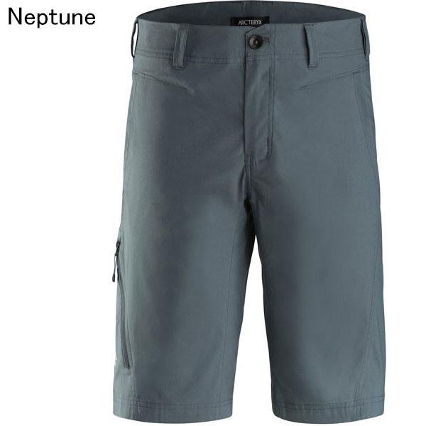 ◎アークテリクス 17209・Stowe Short Men's/ストウショート メンズ(Neptune)L07139100