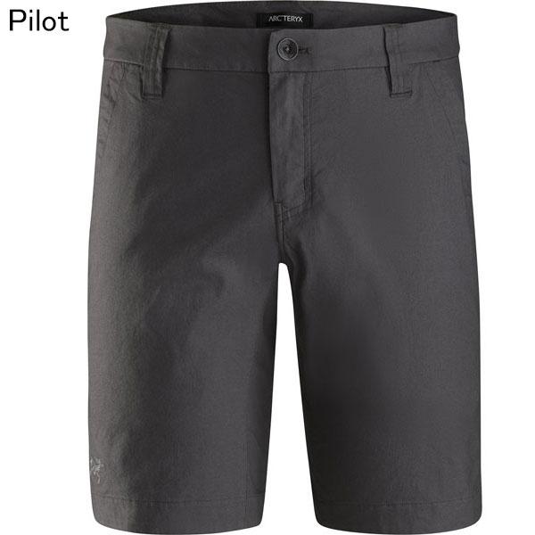 ◎アークテリクス 17212・Atlin Chino Short Men's/アトリン チノショート メンズ(Pilot)L07139400