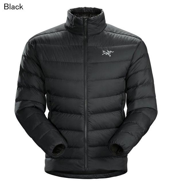 ◎アークテリクス 21795・Thorium AR Jacket Men's/ソリウムARジャケット メンズ(Black)L07109300