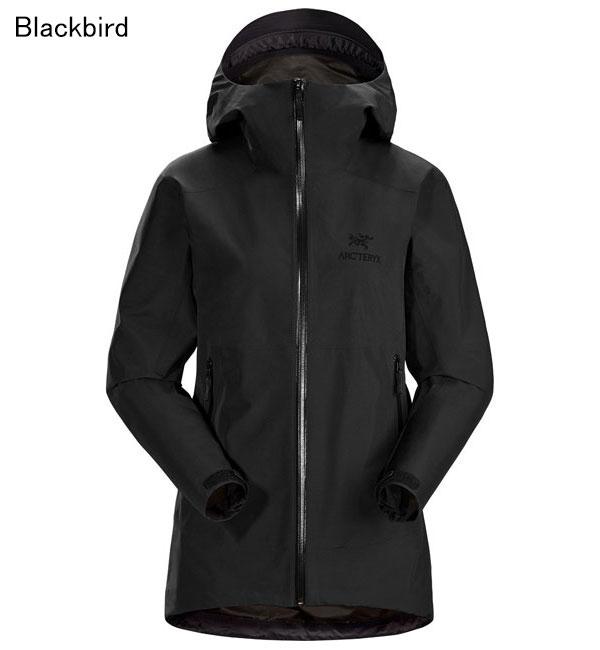 ◎アークテリクス 21780・Zeta SL Jacket Women's/ゼータSLジャケット ウィメンズ(Blackbird)L07485700