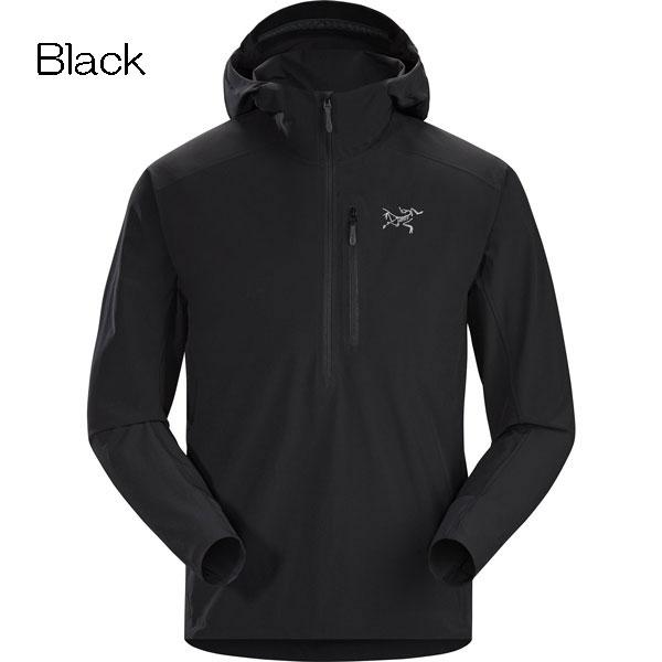 ◎アークテリクス 23099・Sigma SL Anorak Men's/シグマSLアノラック メンズ(Black)L07314600