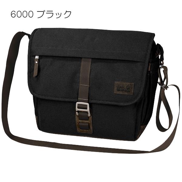 ○ジャックウルフスキン W2003313_6000・カムデンタウン(ブラック)