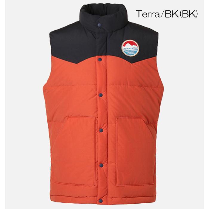 ◎カリマー 22763_22765_22766・eday down vest (unisex)/イーデイ ダウン ベスト(ユニセックス)【50%OFF】