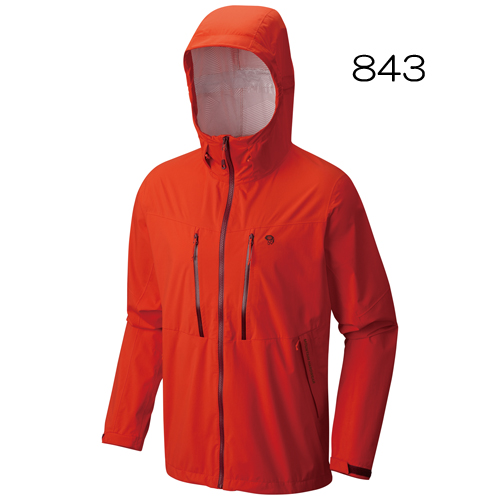 ◎マウンテンハードウェア OM0392・サンダーシャドウジャケット(メンズ)(インターナショナルサイズ/USサイズ)【41%OFF】