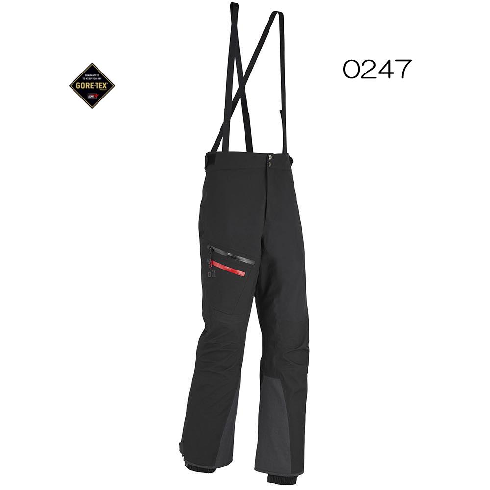 ○ミレー MIV7108_0247・K エクスパート ゴアテックス パンツ(BLACK-NOIR)【40%OFF】