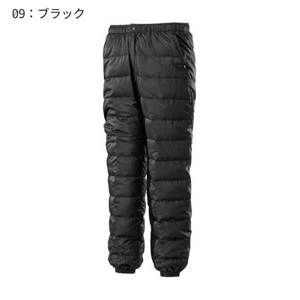 ○ミズノ A2MF8526・ブレスサーモ ダウンパンツ(メンズ)