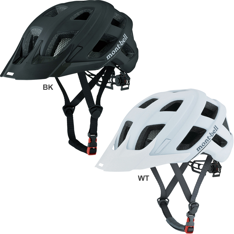 ●モンベル 1130474・トレールライドヘルメット
