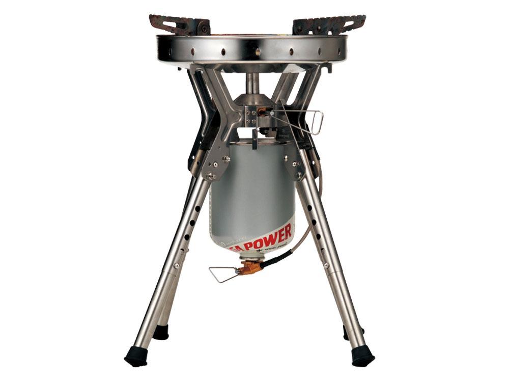 ○スノーピーク GS-1000・ギガパワーLIストーブ剛炎 [最大出力8500kcal]
