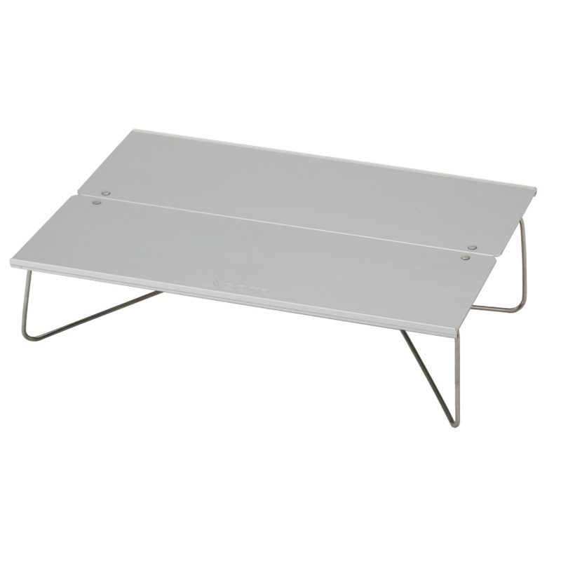 Soto (SOTO) pop-up solo table field hopper ST-630 aluminum roll table with case for outdoor folding suitable for solo camp