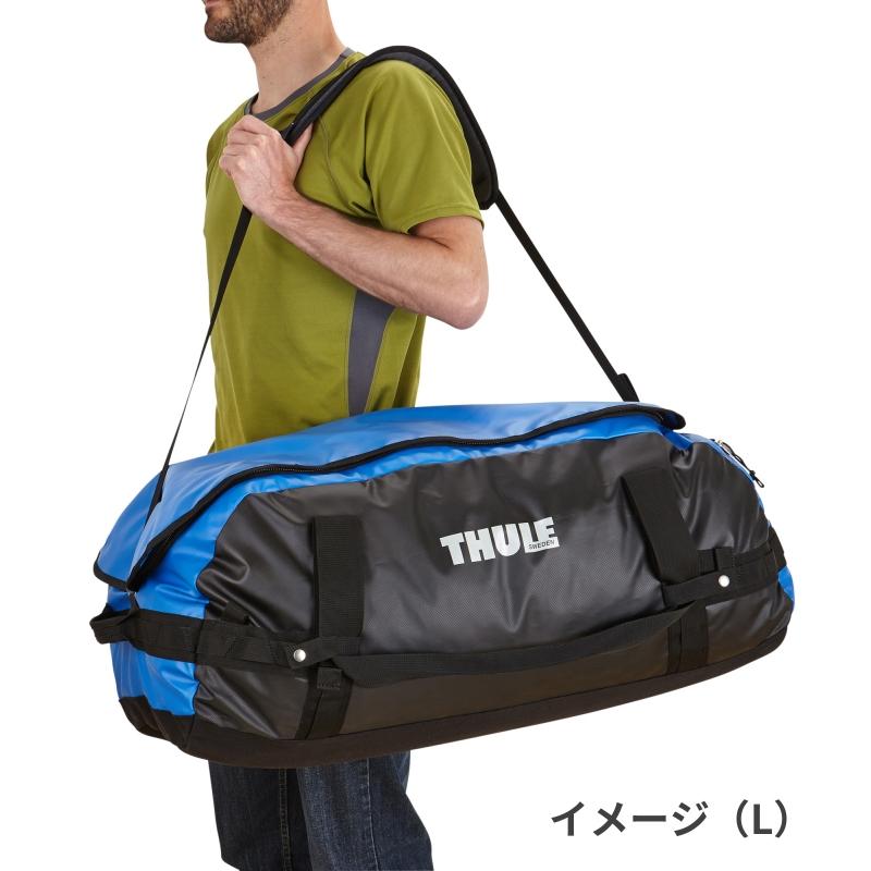 ○○スーリー(Thule) CS5256・ChasmダッフルバッグL(90L)(Zinnia)