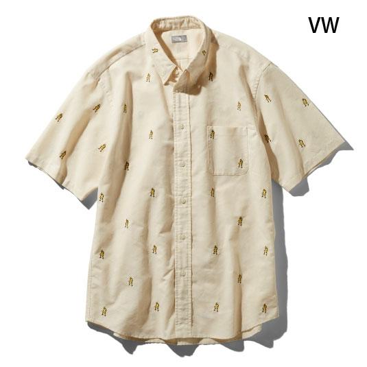○ノースフェイス NR21956・ショートスリーブ ヒムルートシャツ(メンズ)【30%OFF】