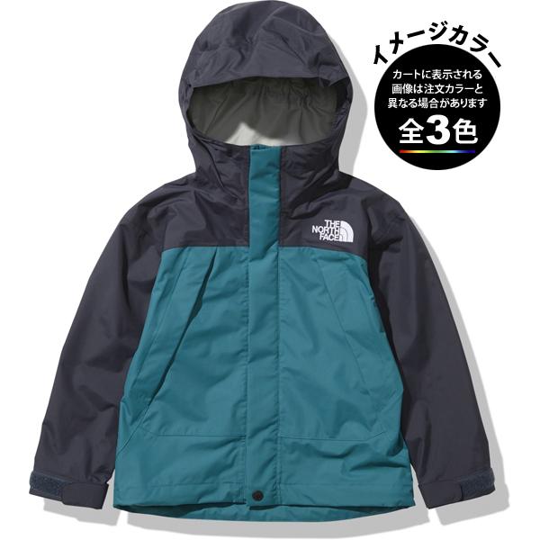 TNF お気に入り 2021-22FW_s ノースフェイス 特価品コーナー☆ NPJ61914 子供 キッズ ドットショットジャケット