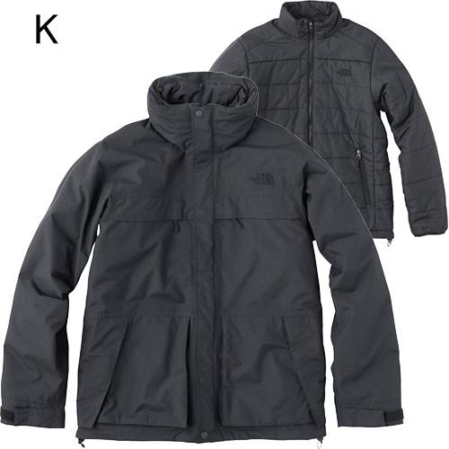 ○ノースフェイス NP61637・マカルトリクライメイトジャケット(メンズ)【31%OFF】