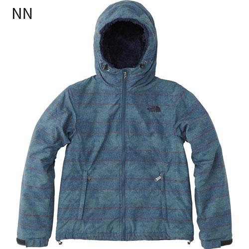 ○ノースフェイス NPW71634・ノベルティコンパクトノマドジャケット(ウィメンズ)