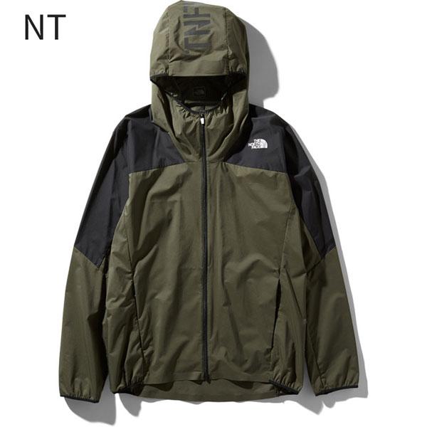 ○ノースフェイス NP21983・TNFRスワローテイルベントフーディ(メンズ)